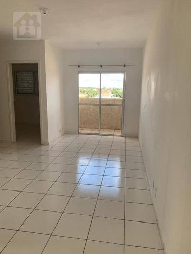 Imagem 1 de 10 de Apartamento À Venda, 58 M² Por R$ 150.000,00 - Conjunto Habitacional Doutor Antônio Villela Silva - Araçatuba/sp - Ap0332