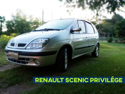 Renault Scenic 2010 1.6 16v Privilège Hi-flex 5p