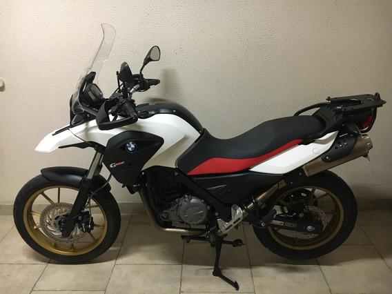 Moto Bmw G 650 Gs Branca