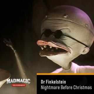 Dr Finkelstein - Nightmare Before Chrismas - Funko