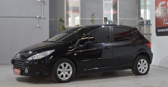 Peugeot 307 Xs Premium 2.0 Nafta 2008 5 Puertas Color Negro