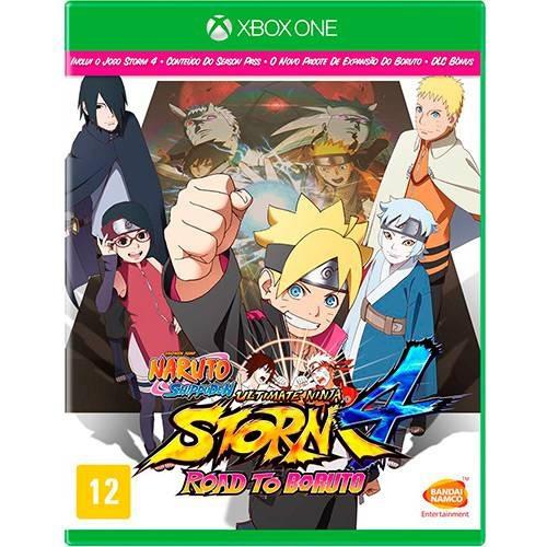 Naruto Shippuden: Ultimate Ninja Storm 4 Road To Boruto Xbox