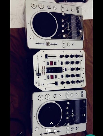 Mixer E Controladoras