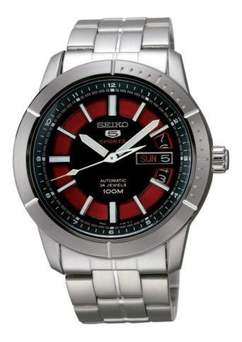 Reloj Seiko Srp339k1 Para Caballero Ext De Acero