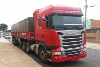 Scania Highline Opticruise R 440 Ano 2013
