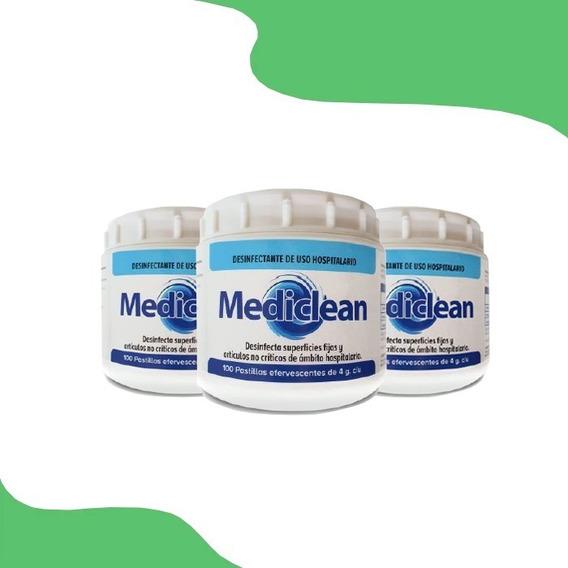 Pastillas Desinfectante Efervescentes Para Generar Hcio