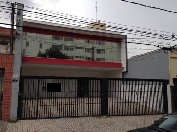 Galpão Para Alugar, 420 M² Por R$ 13.800,00/mês - Ipiranga - São Paulo/sp - Ga0197