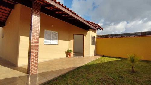 Casa Na Praia De Itanahem A Venda - Ca394-f