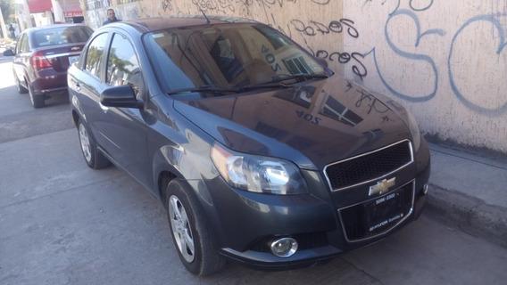 Chevrolet Aveo 1.6 Ls L4/ At 2014