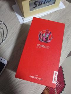 Celular Motorola Moto Z2 64 Gg Cor Branca