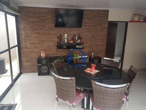 Casa Residencial À Venda, Jardim Vitória Régia, São José Do Rio Preto - Ca1506. - Ca1506