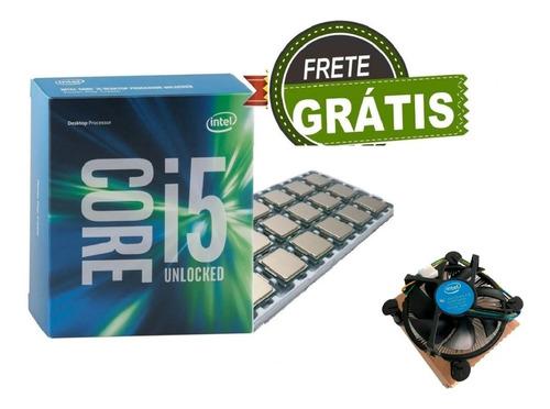 Imagem 1 de 2 de Processador Intel I5 4570 6 Mb 4 Nucleos Com Cooler