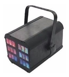 Iluminação Luz Led Rgb Festa Profissional Colorida C/ Sensor