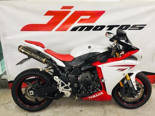 Yamaha R1 2009 Branca