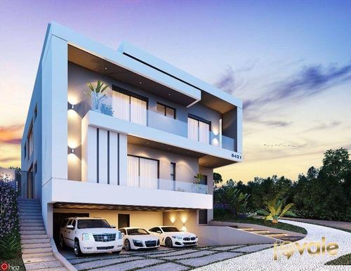 Imagem 1 de 26 de Casa Em Construção  À Venda,  - Condomínio Residencial Alphaville Ii - São José Dos Campos/sp - Ca2098