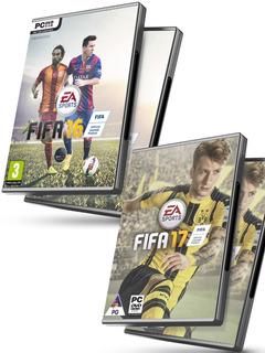 Fifa 17 + Fifa 16 En Español - Juegos Pc
