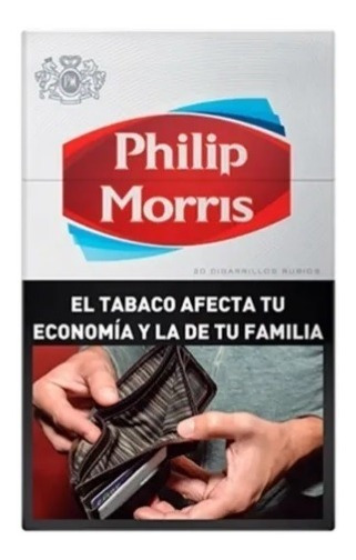 Carton D Cigarrillos Philips Morris Ks 10 Atados Por 20u C/u