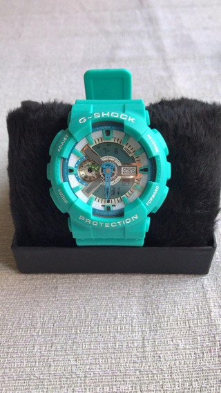 Relógio Casio G-shock Ga 110 Ga110 Gb Wr200