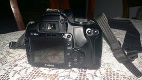 Canon Rebel Xti - Lente 18-55- Carregador- Usada-