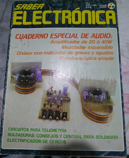 Revista Saber Electrónica Año 1 Nº8