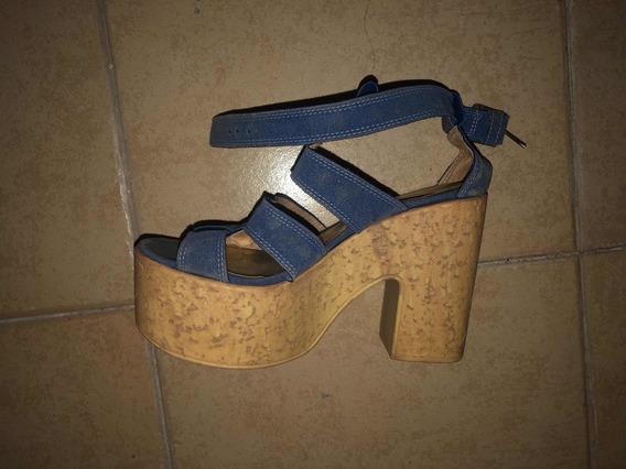 Vendo Zapatos Fiesta Azules