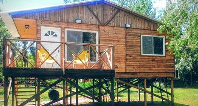 Cómoda Y Privada Cabaña Inti - Delta - Casa - Tigre - Isla
