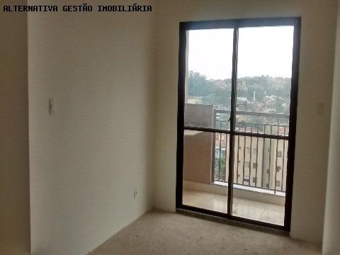 Apartamento Residencial Em Osasco - Sp, City Bussocaba - Apv1555