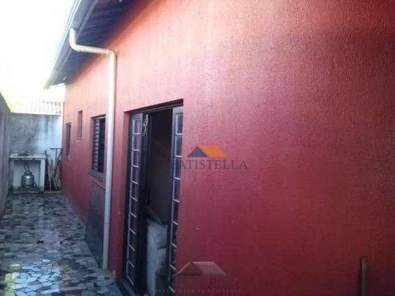 Casa Residencial À Venda, Jardim Lagoa Nova, Limeira. - Ca0358