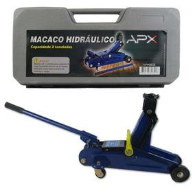 Macaco Jacare Hidraulico 2t C/ Maleta Jacarezinho Novo Prom