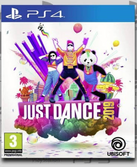 Just Dance 2019 Ps4 Digital2 Original - Jogo Vitalício