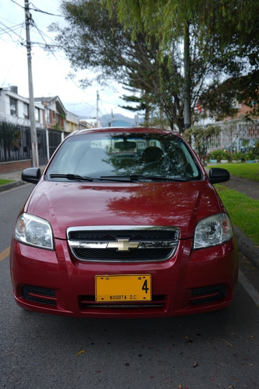 Chevrolet Aveo Emotion Sedan 1.6 Mt 2013