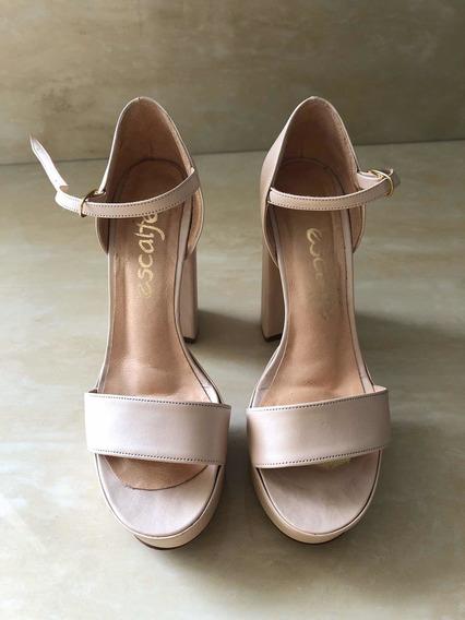 Zapatos Altos A Medida De Mujer