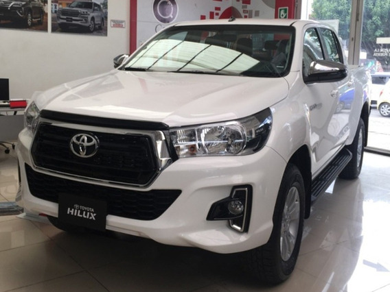 Toyota Hilux 4x4 2020 2.8 Diésel A/t Full Equipo Yoko 72 Bta