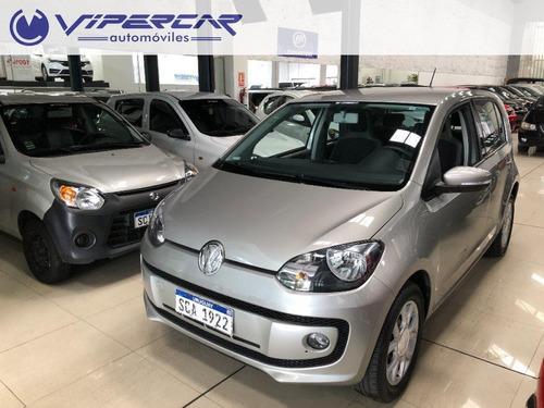 Volkswagen Up High U$s 2400 Y Cuotas En Pesos 1.0