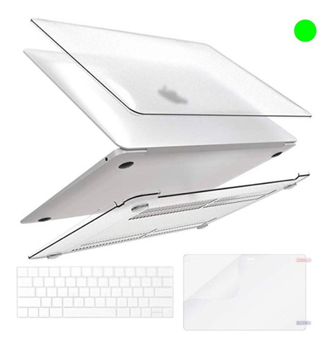 Case Estuche Protector Macbook Pro Air 11 13 15 16 Inc Iva