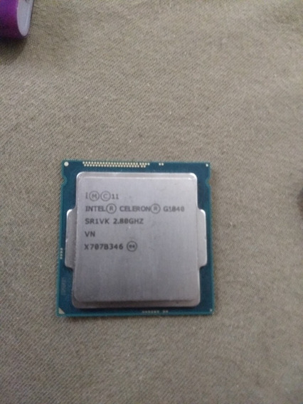 Processador 1150 Celeron G1840 2.80ghz