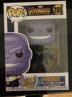 Funko Pop Thanos #289 - Avengers: Infinity War Mint