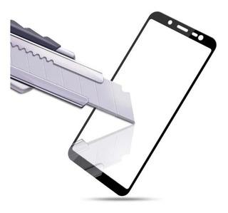 Pelicula De Vidro 9d Com Bordas Samsung J4 Plus/ J6 Plus