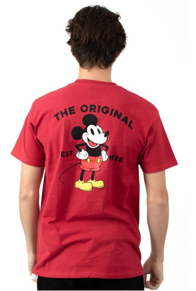 Playera Vans X Disney Mickey Mouse Retro 90th An Urban Beach