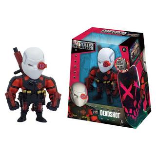 Suicide Squad Deadshot Figura Muñeco Metal Die Cast 10 Cm