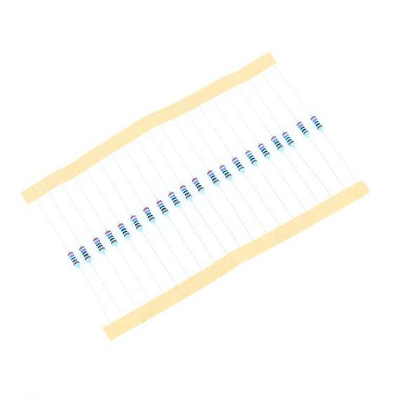 Resistor 270 Ohm 1/4w X10 Unidades