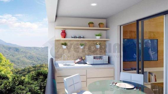 Apartamento Residencial À Venda, Martim De Sá, Caraguatatuba. - Ap0060