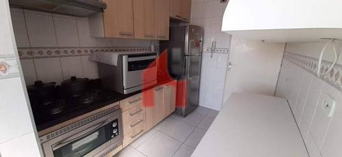 Apartamento À Venda, 64 M² Por R$ 250.000,00 - Jardim Botucatu - São Paulo/sp - Ap1421