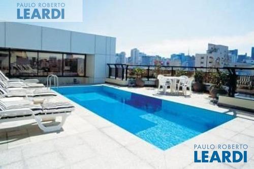 Flat - Jardim Paulista  - Sp - 181123
