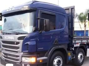 Scania P310 Bitruck Carroceria Ano 2014
