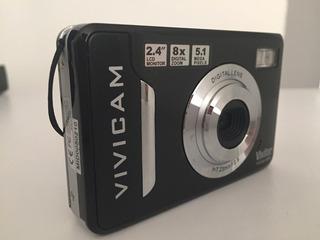 Cámara Digital Vivicam 5024