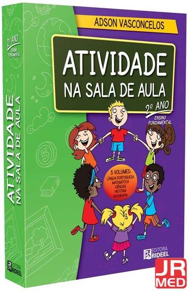 Coleção Atividade Na Sala De Aula 2° Ano Ensino Fundamental