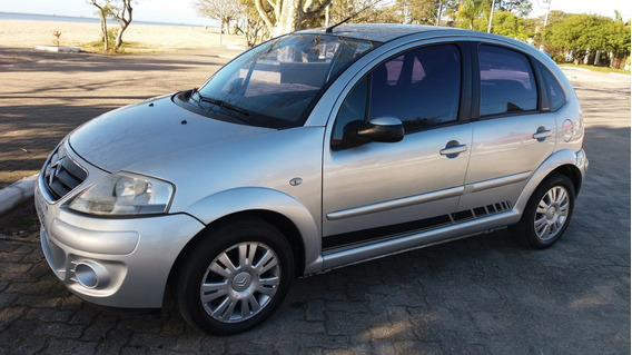 Citroen C3 1,6 16v Exclusive Flex 2009