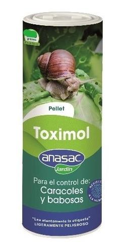 Molusquicida Toximol Pellet 100 Grs Anasac