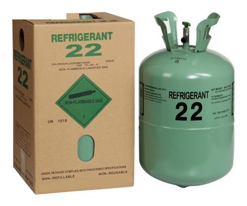 Refrigerante R22 Fraccionado